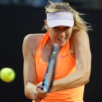 Maria Sharapova, preparing for U.S. Open, describes how doping ban affected her