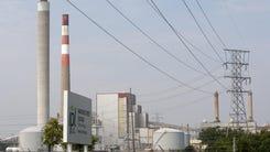 Indianapolis Power & Light Co.'s Harding Street plant
