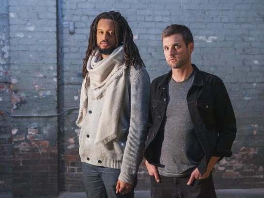 Flobots perform Thursday at the Haunt.
