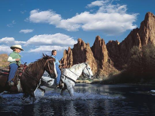 Saguaro Lake Ranch Resort
