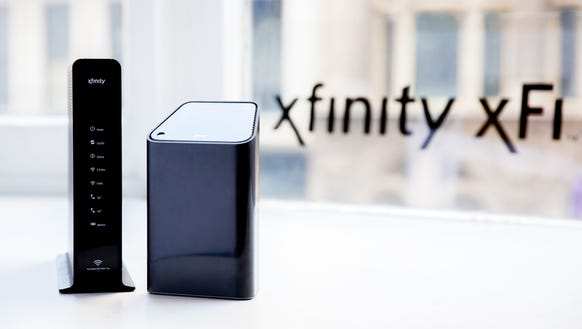 Comcast Xfinity Wireless New Xfi Apps Helps You Monitor Wi Fi