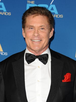 Actor David Hasselhoff attends the 69th annual Directors Guild of America Awards at The Beverly Hilton Hotel on Feb. 4, 2017 in Beverly Hills, Calif.