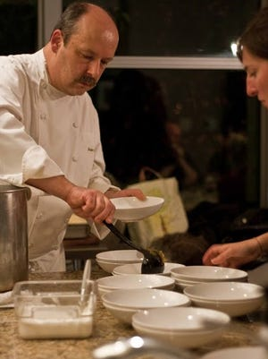 Chef Peter Jackson of Canvas Underground will  present a pop-up at Yemans Street in Hamtramck on Friday.