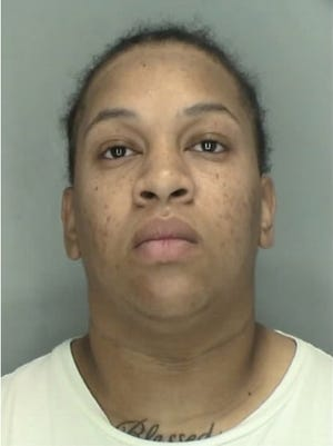 Chloe Adams was arrested and charged after police say she robbed a Livonia bank.
