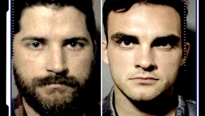 "Lee Wilson and Hilmar Skagfield team up in ""Hunted,"" on CBS at 7 p.m. Wednesdays."