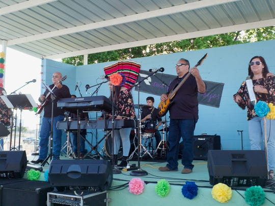 The Wichita Falls Parks and Rec Concert Series