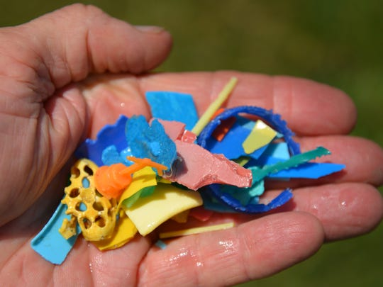 Some would say to leave the toys on the beach for others to use and play with, but time, sun and the elements  will turn them into micro-plastics.
