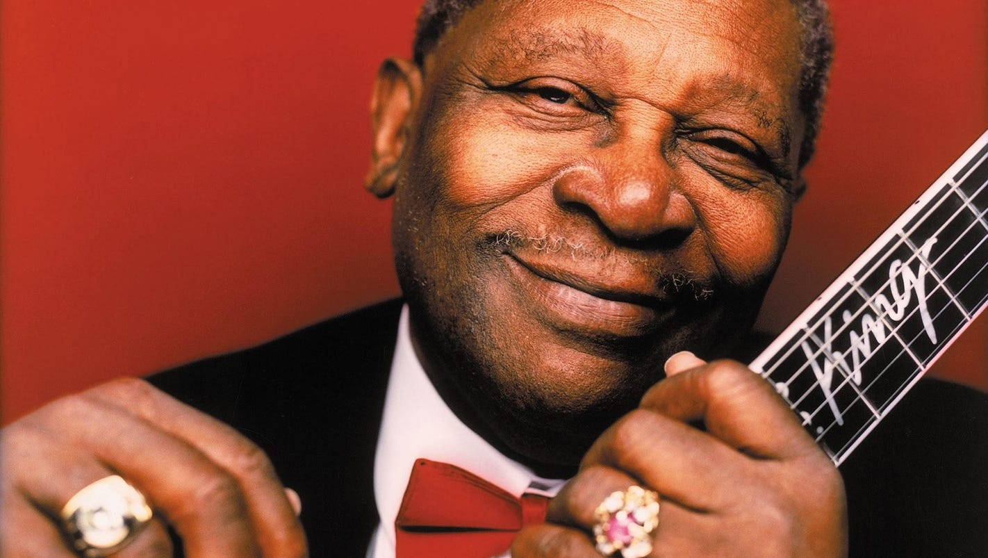 Tapes podcast b b king treated every gig with care for B b com