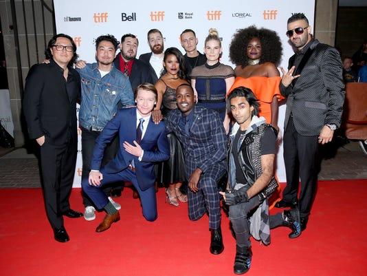 "2017 Toronto International Film Festival - ""Bodied"" Premiere"