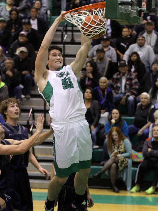 Teams hit the road for holiday hoops tourneys