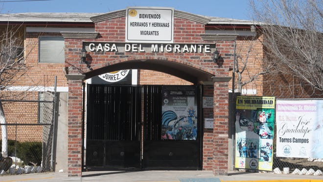 About 2,000 tickets to the Feb. 17 papal Mass will be reserved for migrants who are being housed in the 65 shelters established by the Catholic Church across Mexico. About 100 will be from Casa del Migrante in east Juárez.