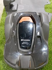 The Husqvarna automower is like a Roomba for your lawn