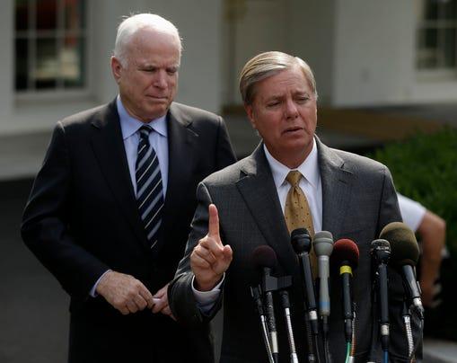 McCain and Graham