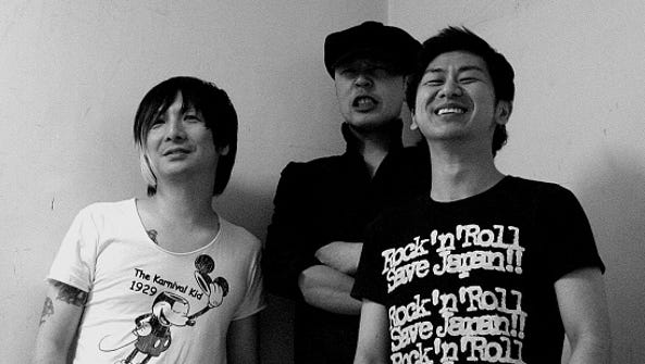 The Havenot's, a rock band from Japan