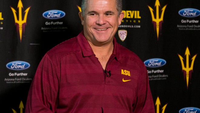 ASU coach Todd Graham