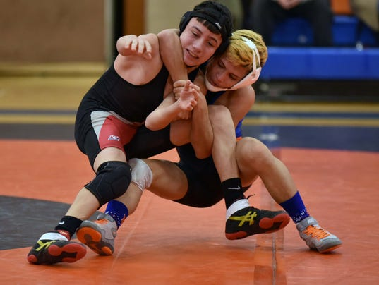 Millville wrestling beats Vineland
