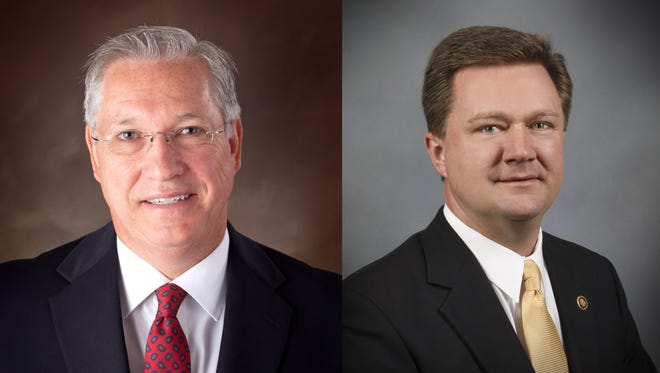 Bob Cirtin and Bob Dixon will face off in the Republican primary. They are running for the Greene County Presiding Commissioner's seat.