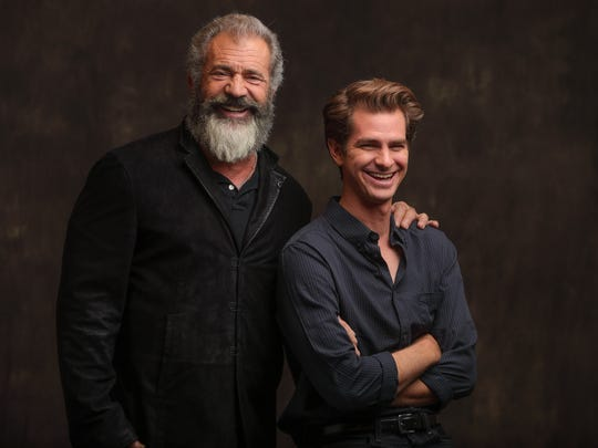 Mel Gibson and Andrew Garfield both have something
