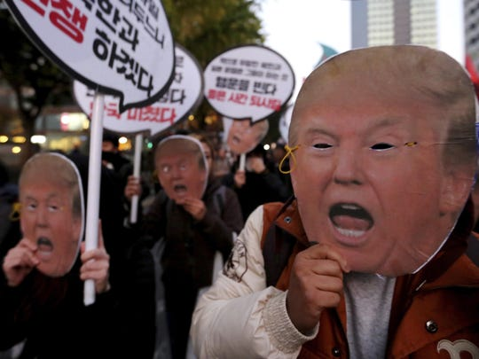 South Korea Trump