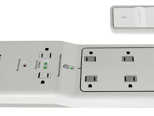 The Conserve line of products from Belkin help you