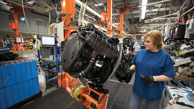 Mercury Marine in Fond du Lac has acquired parts manufacturers in Minnesota and distributors abroad the last year, which is driving, in part, 6 percent growth from 2014.