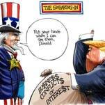 Benson: Trump's swearing-in ceremony