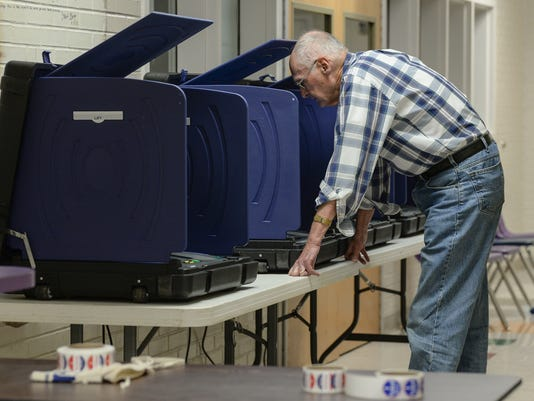 Anderson primary voting