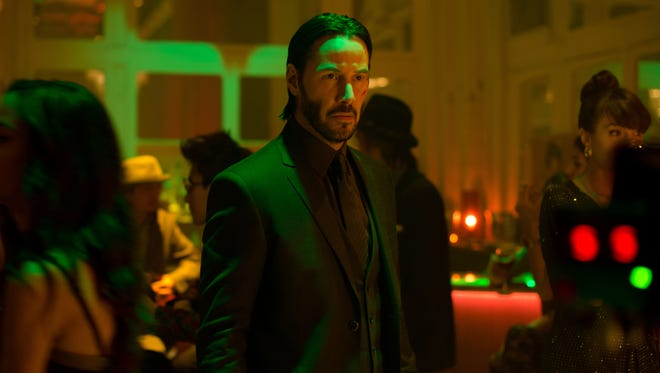 """Keanu Reeves is out for revenge in """"John Wick."""""""