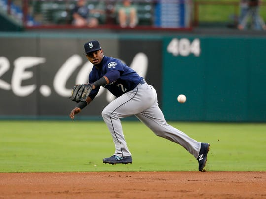 Jean Segura solidified the shortstop position for the Mariners.
