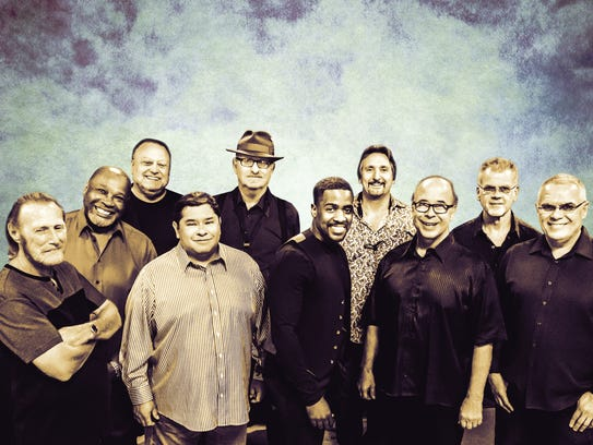 Tower of Power will perform Dec. 9 at The Canyon in