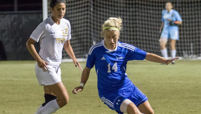 Eastern Florida State College's Katie Lockwood named National Player of the Year