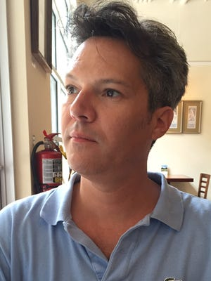 Mark Edmonds was chef and co-owner of Patisserie Vero Beach. Edmonds died unexpectedly Monday.