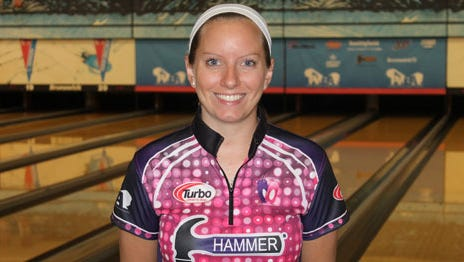 Brittni Hamilton of Webster was an All-American at Vanderbilt and has now joined the new PWBA.