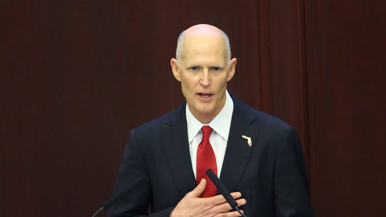 Fla. Gov. Rick Scott unveils $500M school safety plan