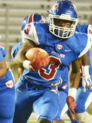 Haughton vs. Woodlawn Thursday evening at Independence