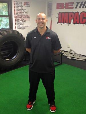 Frank Daniels of Max Impact Training in White Plains.