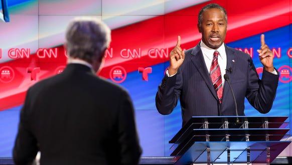 Carson keeps on keepin' on.