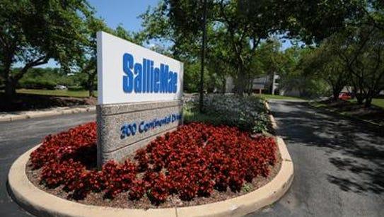 Sallie Mae headquarters in Newark.