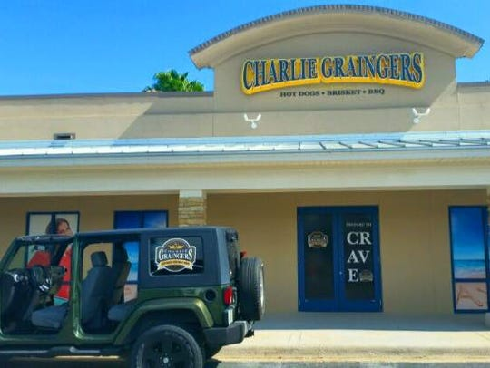 The North Carolina-based Charlie Graingers chain is