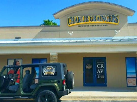 The North Carolina-based Charlie Graingers chain is coming to Cape Coral. Shown here: a new store in Sandestin.