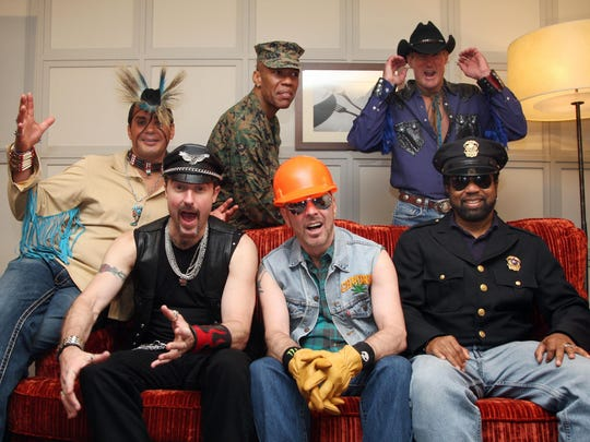 The Village People will perform Aug. 17 at the Indiana