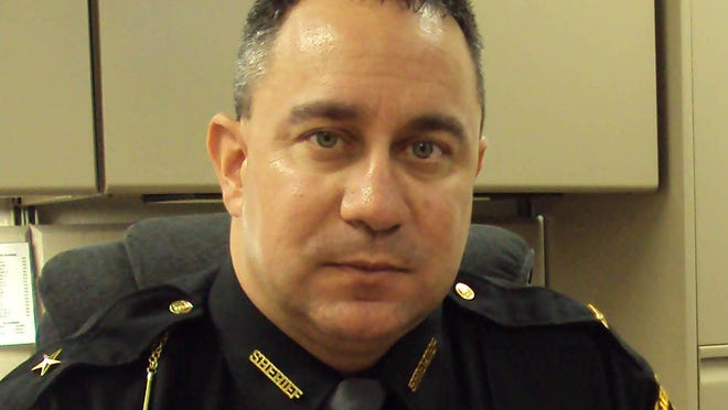 Ottawa County Sheriff Steve Levorchick