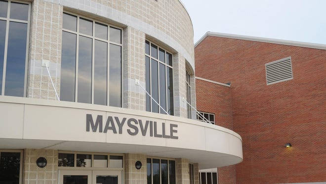 The Maysville school board on Thursday evening hired Robert Dalton to take the helm at Maysville High.