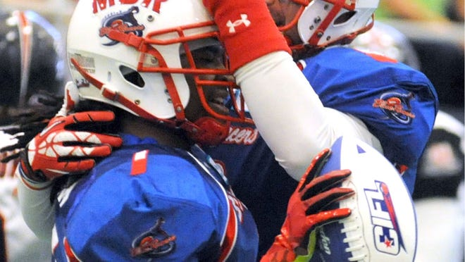 The Marion Blue Racers appeared in two championship games and won a division title during their five-year tenure.