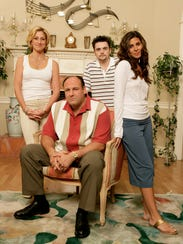 Sigler, right,  is best known for playing Meadow Soprano,