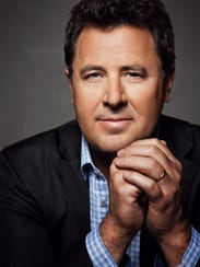 "Vince Gill says of his newest album, ""My perspective"