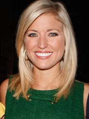 Ainsley Earhardt at a fashion show in 2011 in New York.