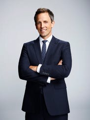 LATE NIGHT WITH SETH MEYERS -- Season: 3 -- Pictured: