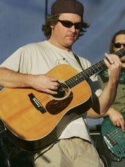 Musician Keller Williams headlines Saturday's Cathead