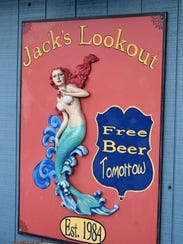 Jack's Lookout survived Hurricane Irma by opening the